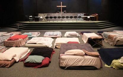 FEMA for churches