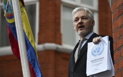 Julian Assange Offers U.S. Government Proof Russia Wasn't Source of Democratic Party Leaks, Says WSJ