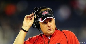 Pastors Rally - Hugh Freeze