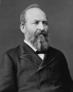 President James Garfield-- A Minister of God