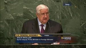 Syria's Deputy PM