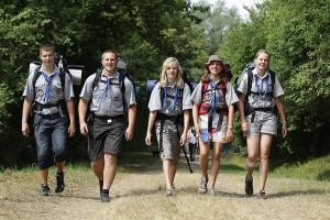 Boy Scouts' big move