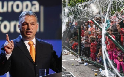 Hungary steps up to fight persecution
