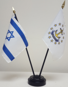 Local group - The RI Coalition for Israel