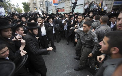 Riots in Jerusalem