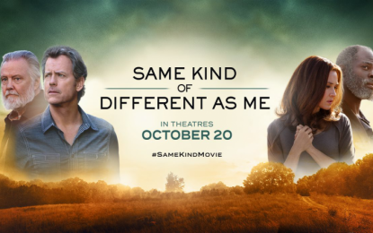 Same Kind of Different as Me – Review