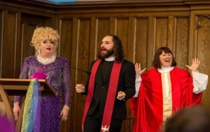 Chaos In The Church: Non-Binary Deacons, Drag Shows & Transgender Baptisms