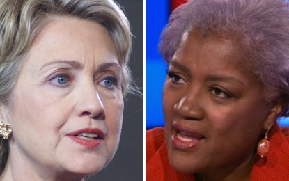 Former DNC Chair Donna Brazile: I Have Proof Hillary Rigged Nomination Process