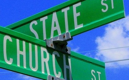 Free Church or State Church?