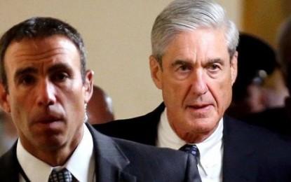 Mueller Investigation Hit with 'Contempt' Threat Over Major Revelation of 'Anti-Trump' Bias