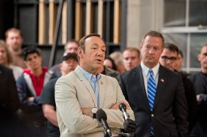 New Kevin Spacey