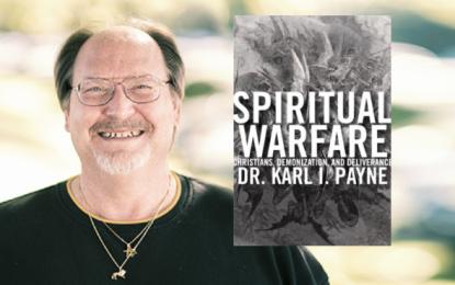 Overt demonic activity coming, warns 'Spiritual Warfare' expert