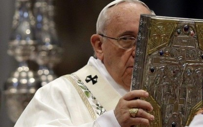 Pope Francis: Climate Change Skepticism Is 'Perverse'