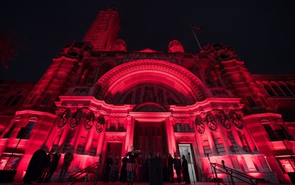 U.K. remembers persecuted Christians