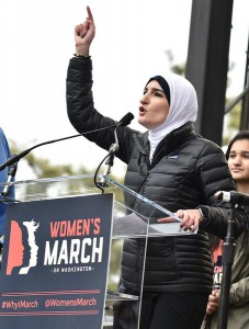 Women's March leader 1