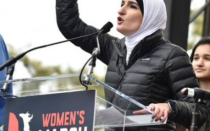 Women's March leader helped NYC terror attacker