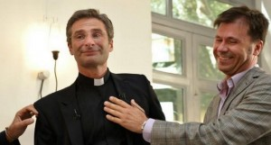 Catholic priest comes out