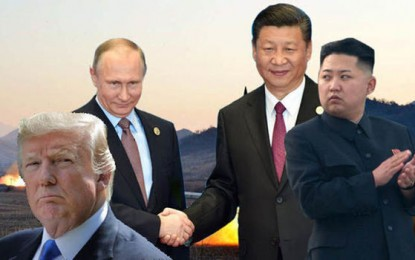 China Preparing to Join Forces with North Korea in World War 3