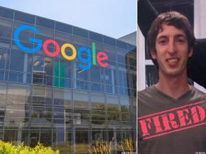 Google engineer files