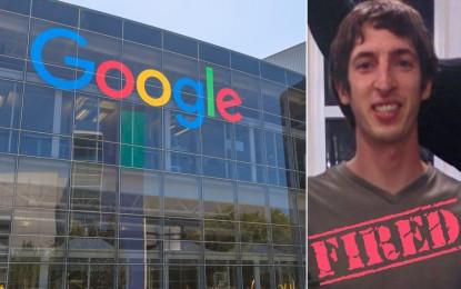 Google engineer files discrimination suit