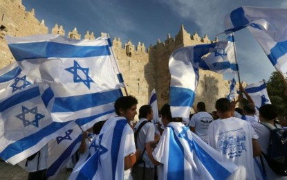 Israel moves to strengthen control of Jerusalem