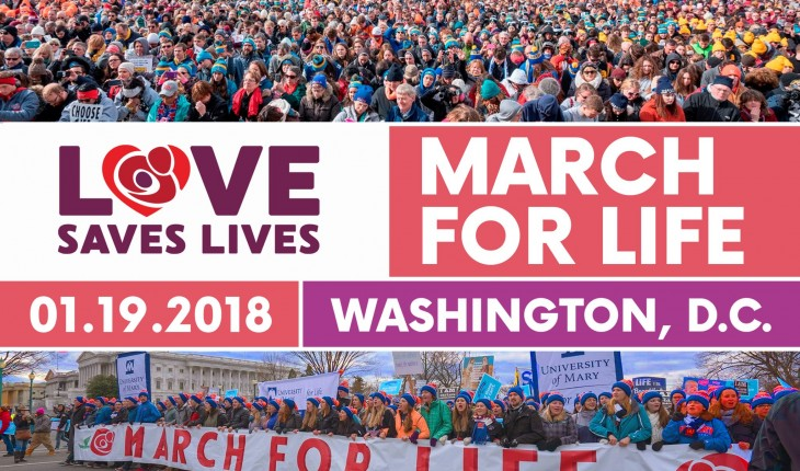 March for Life 2018