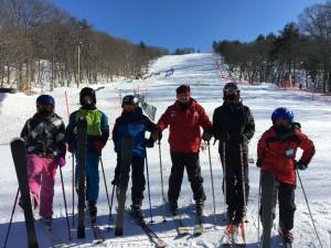 Ski Blue Hills