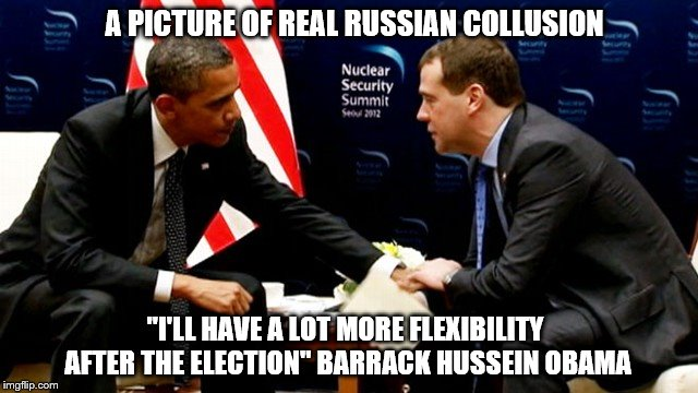 The real Russian collusion2