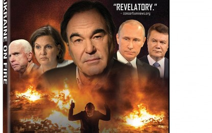 'Ukraine on Fire': Oliver Stone Documentary on US Destruction of Ukraine Finally Available in the West