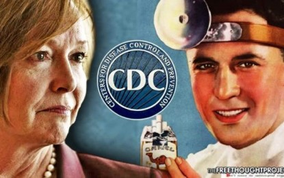 CDC Head Forced to Resign After She's Caught Buying Shares in Vaccine & Big Tobacco Companies