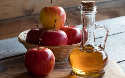 Health Benefits of Apple Cider Vinegar Useful During Flu Season