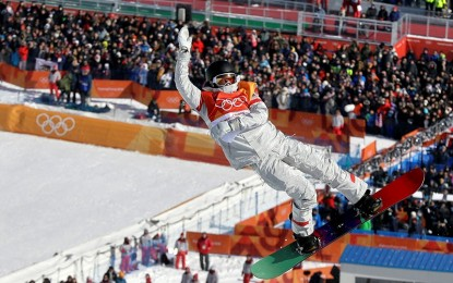 'It's alright,' Christian Kelly Clark says after final Olympics run