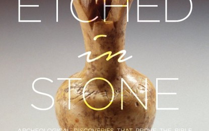 "Meet the author of ""Etched in Stone,"" Lisette Bassett-Brody"