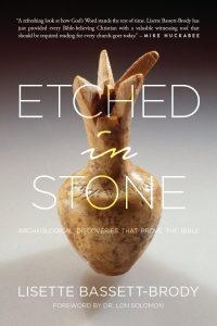 """Meet the author of """"Etched in Stone,"""" Lisette Bassett-Brody"""