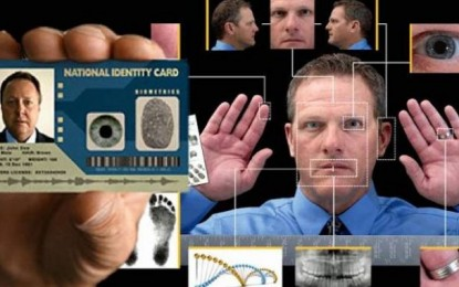 Republicans Pushing National Biometric ID Bill