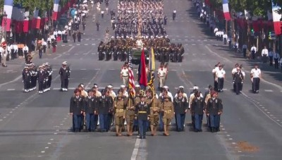 Sen. Rand Paul: Bring home our troops and, yes, throw a parade
