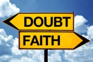 Are you a doubting Thomas
