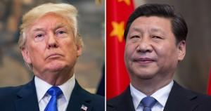 China Hits Trump