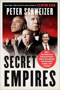 Foreign Influence - Secret Empires bookcover