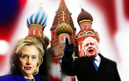 'Hold my beer and watch this!' – Russiagate and the demise of western culture