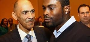 In prison, NFL star Michael Vick 1