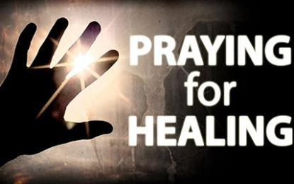 JESUS STILL HEALS THE BODY, EMOTIONS, AND SPIRIT!