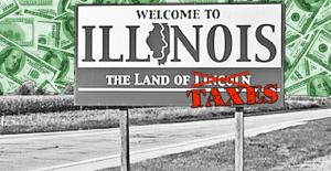 New State Tax Burden
