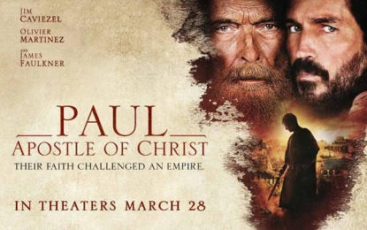 Paul, Apostle of Christ movie: From vengeance to love