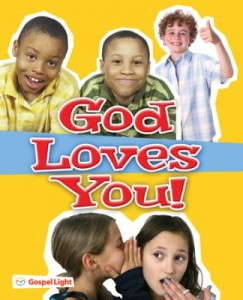 Vacation Bible School - God Loves You