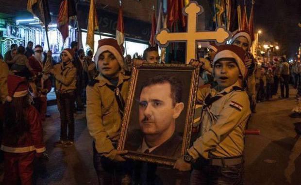 A Syrian Christian 2