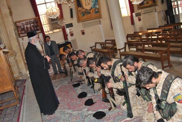 A Syrian Christian