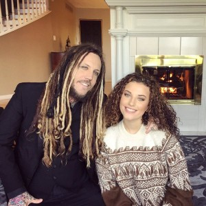 An Open letter - Brian Head Welch-and-daughter Jennea