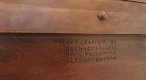 Billy Graham's casket 1
