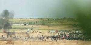 IDF Drops Leaflets